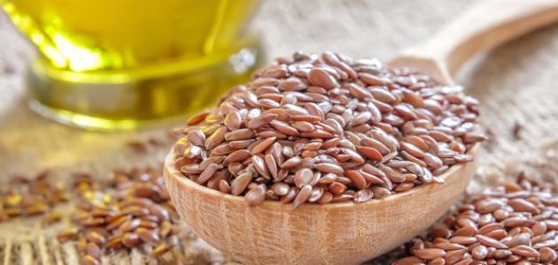 بذرة الكتان لتخفيف الوزن
