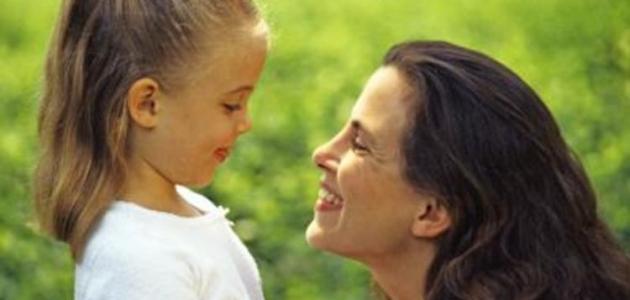 تعبير عن عيد الأم