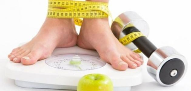 كيفية إنقاص الوزن في أسبوع للنساء