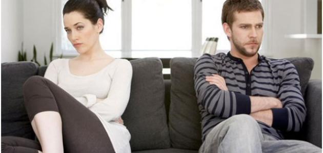 أسباب فشل الزواج