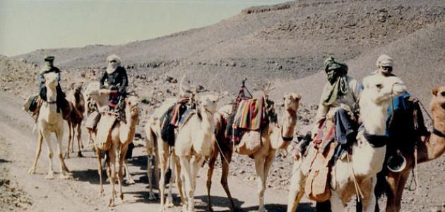 أثر موقع مكة على طريق القوافل في تجارتها