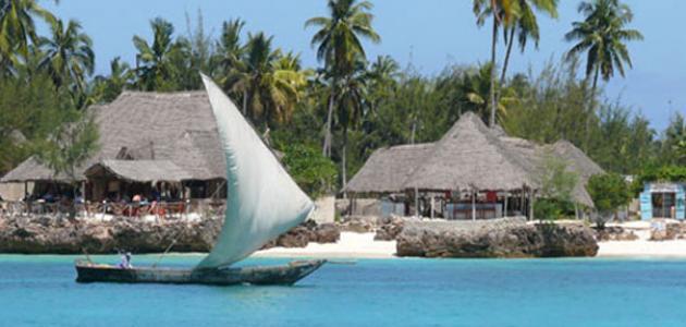 جزيرة زنجبار