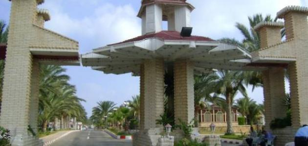 قرية سما العريش