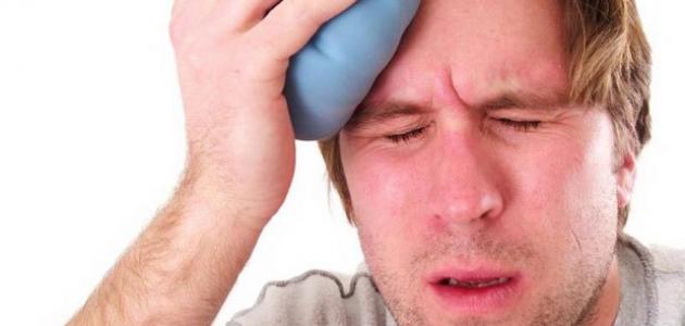 أنواع آلام الرأس