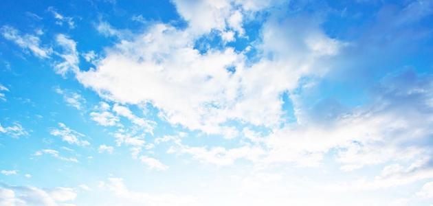 لماذا لون السماء أزرق