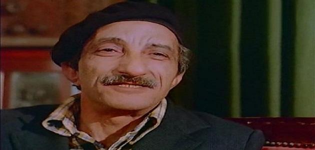 الممثل أحمد سامي عبد الله