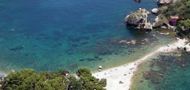أكبر جزيرة في البحر الأبيض المتوسط