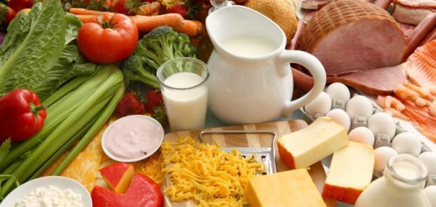 أفضل نظام غذائي لكمال الأجسام موضوع