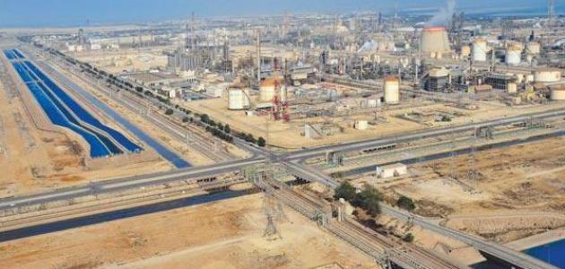 الصناعة في السعودية موضوع