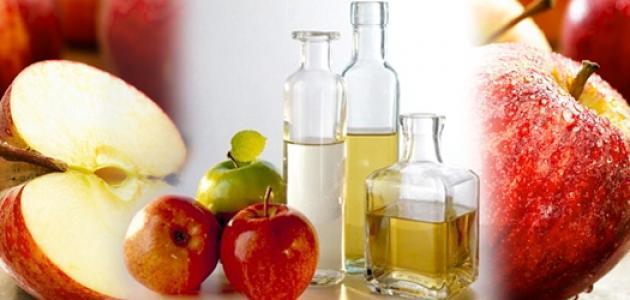 استخدام خل التفاح للتخسيس