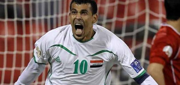 اللاعب يونس محمود