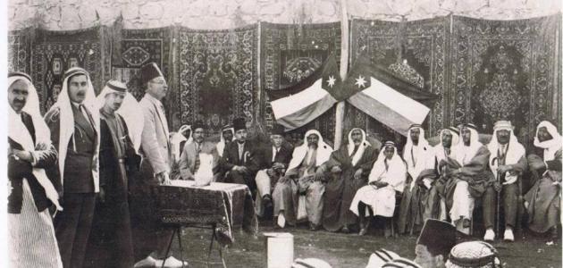 من ذاكرة تاريخ الأردن