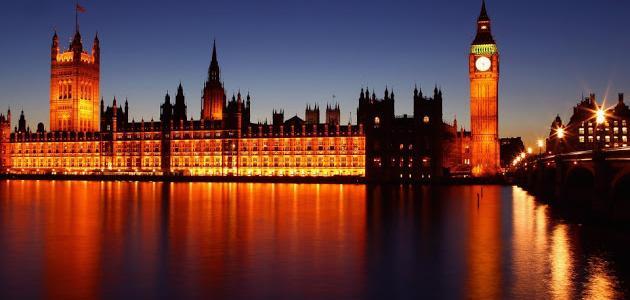 السياحة في إنجلترا