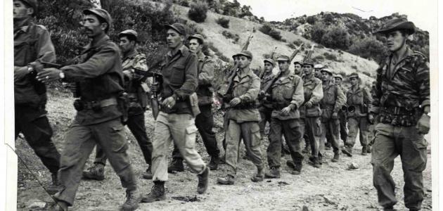 ثورة التحرير الجزائرية