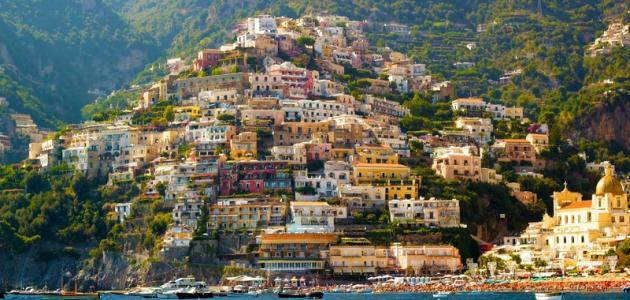 أسماء مدن إيطاليا