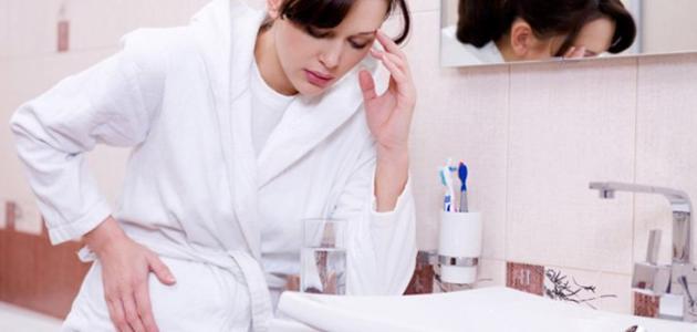 أسباب التبول اللاإرادي عند النساء
