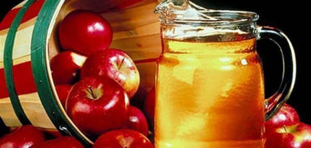 استخدام خل التفاح