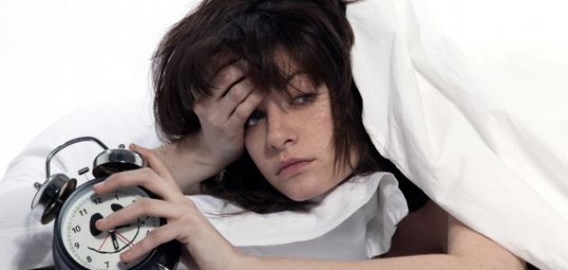 أسباب اضطرابات النوم
