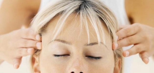علاج وجع الرأس