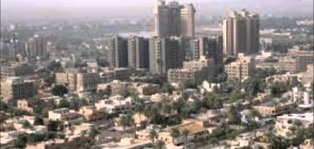 مدن عراقية
