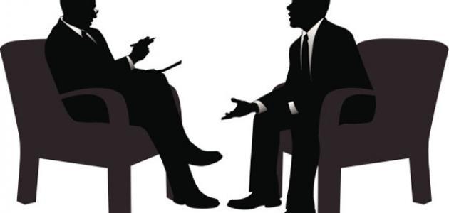 تكلم عن نفسك في المقابلة الشخصية