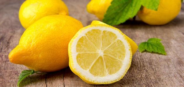 فوائد الليمون للشعر