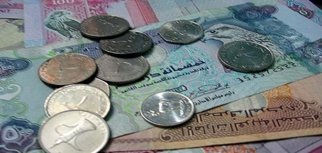 عملة الإمارات