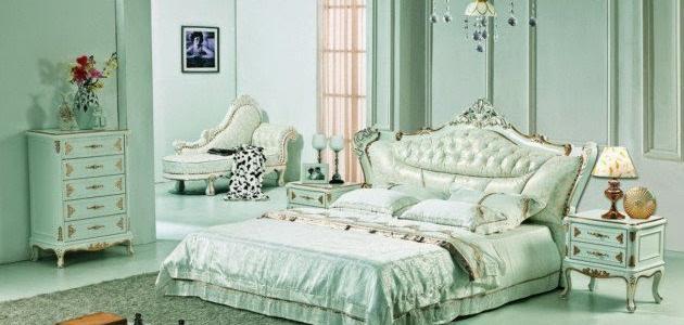 أفضل لون لغرفة النوم موضوع