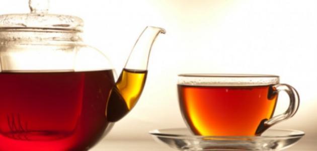 فوائد الشاي الأسود