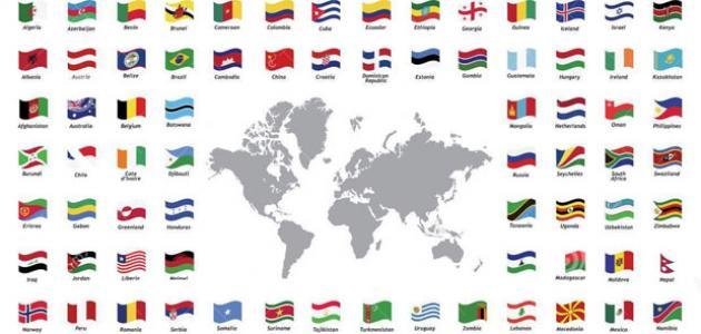 عواصم دول العالم