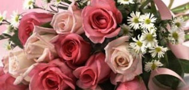 040dfcd63 كلمات عن الورود - موضوع