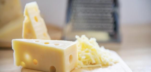 أضرار الجبن