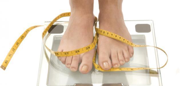 كيف أقلل وزني