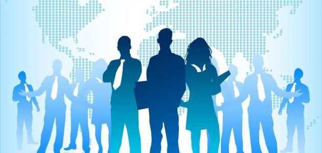 تعريف منظمات المجتمع المدني