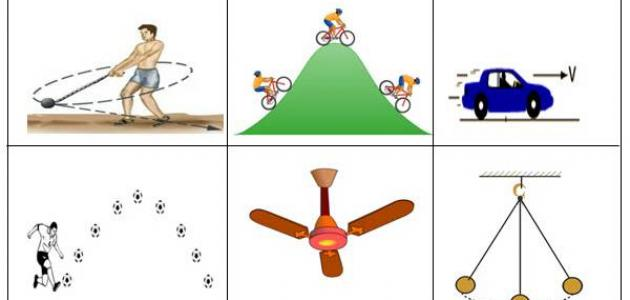 بحث فيزياء عن الحركة