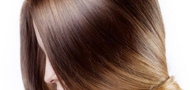 طريقة فرد الشعر
