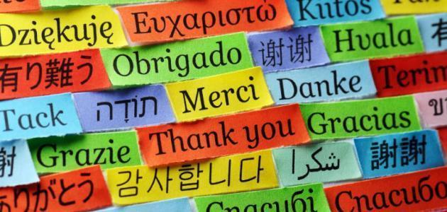 أسهل لغة في العالم