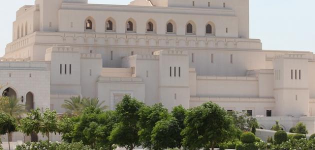 عدد سكان عمان