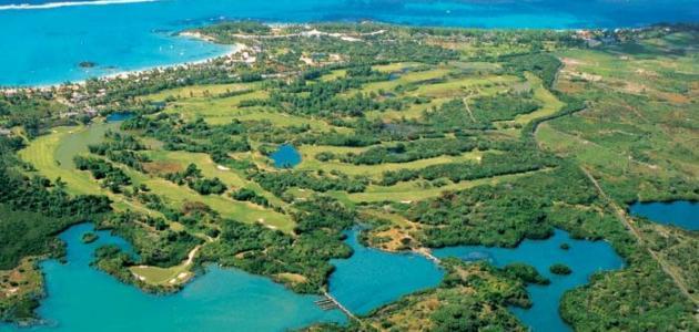 عاصمة جزيرة موريس