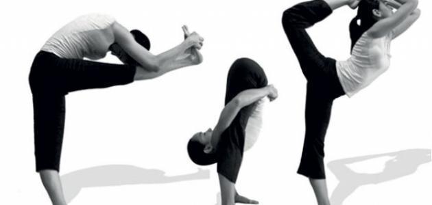 تمارين لمرونة الجسم