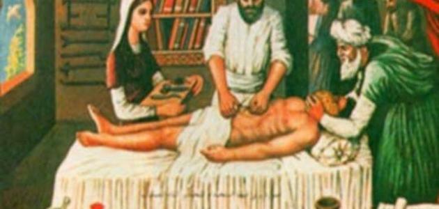 من أول جراح في العالم