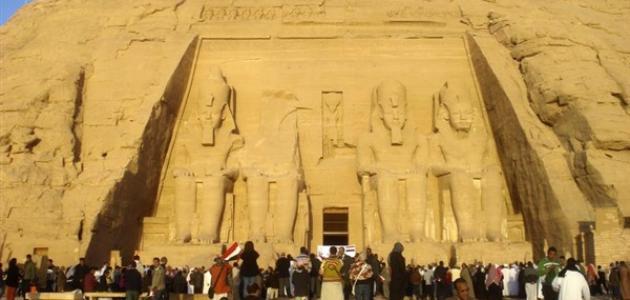 بحث عن أنواع السياحة فى مصر