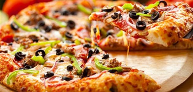 وصفات للبيتزا