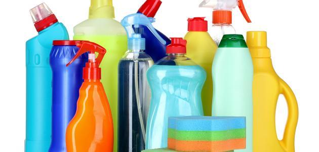 خطورة بعض المواد المستعملة في حياتنا اليومية