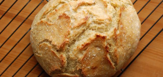 طريقة الخبز
