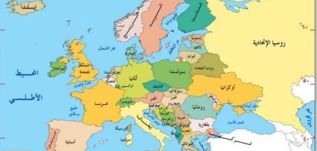 دول أوروبا الشرقية