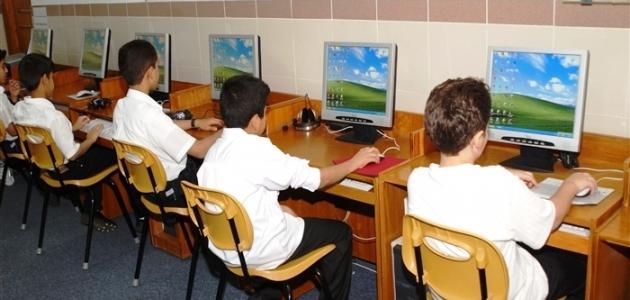 أثر الإنترنت على التعليم والتعلم