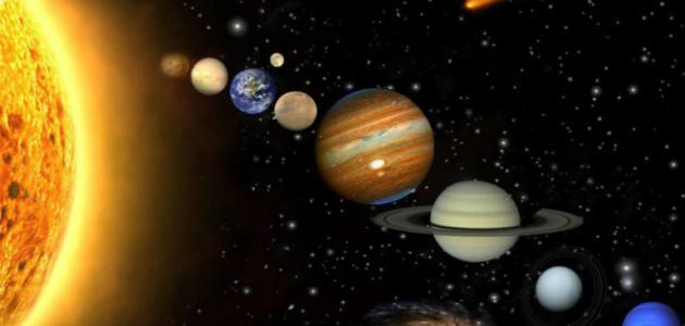 النجوم، الكواكب، المجرات