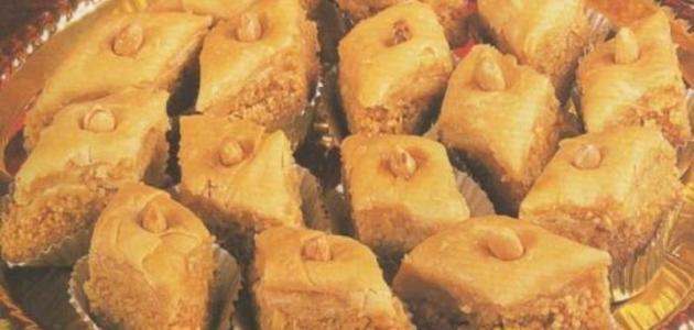 حلويات العيد الجزائرية