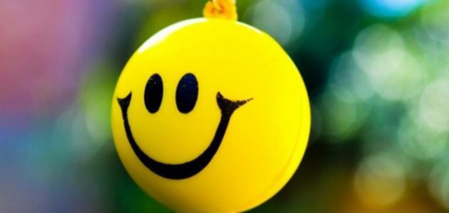 مفهوم السعادة